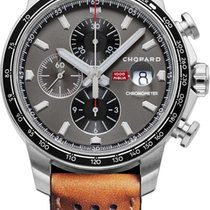 Chopard Mille Miglia Steel 44mm Grey United States of America, Iowa, Des Moines