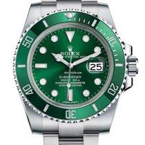 Rolex Submariner Date 116610LV 2014 gebraucht