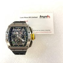 Richard Mille Titanium Automatic 49.94mm new RM 011
