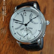 Maurice Lacroix Masterpiece MP7068-SS001-191 2008 pre-owned