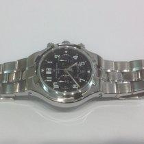 Vacheron Constantin 49140 Stahl Overseas Chronograph 40mm