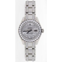 Rolex Lady-Datejust Pearlmaster 80299 pre-owned