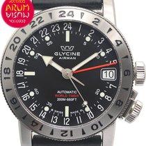 Glycine Airman World Timer