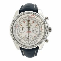 Breitling Bentley Motors Stainless Steel Chronograph Automatic
