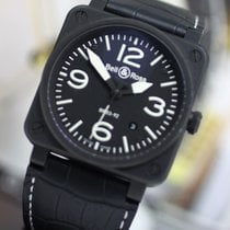 Bell & Ross Aviation Black PVD Automatic