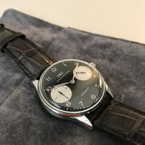 IWC Portugieser Automatic 2000 Limited 113/1000 Stahl