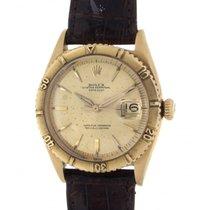 Rolex Datejust 6609 Yellow Gold, 36mm