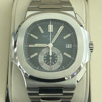 Patek Philippe Nautilus new 100% hold stock bitcoin accepted