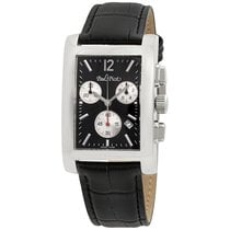 Paul Picot P4112.20.362 American Bridge Chronograph  Ladies Watch