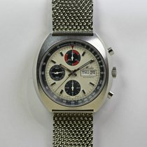 Mido Chronograph 43mm Automatic 1970 pre-owned