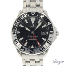 Omega Seamaster GMT 50 Years Edition