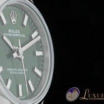 Rolex Oyster Perpetual 26mm | Zifferblatt Olive Grün | LC100