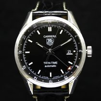 TAG Heuer WV2115.FC6180 Steel Carrera Calibre 7 39mm pre-owned