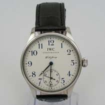 IWC Portuguese Hand-Wound IW544203 pre-owned