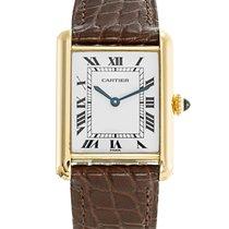 Cartier Watch Tank Vermeill 81974913