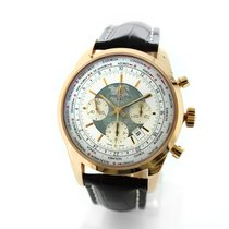 Breitling New Transocean Chronograph Unitime RB0510U0/A733