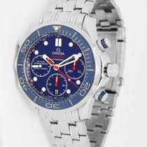 Omega Seamaster Diver 300 M CO-Axial Chronograph [FREE...