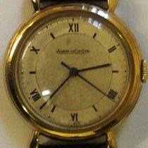 Jaeger-LeCoultre Jaegar 9ct Gold wrist watch