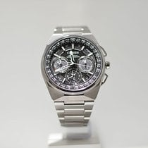 Citizen Titanium 45mm Chronograph CC9008-50E new