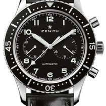 Zenith 03.2240.4069/21.C774 Steel Pilot Type 20 (Submodel) 43mm