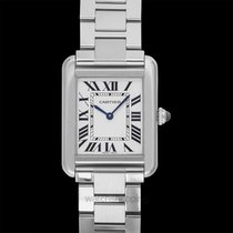 Cartier Tank Solo Steel 31mm Silver United States of America, California, San Mateo