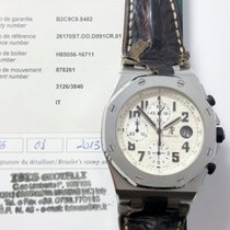Audemars Piguet 26170ST.OO.D091CR.01 Steel 2013 Royal Oak Offshore Chronograph 42mm pre-owned United States of America, New York, NYC
