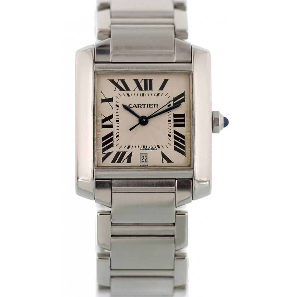 d396fa0aee1a Pre-owned Cartier Tank