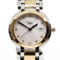 Longines PrimaLuna new Quartz Watch with original box and original papers L8.112.5.87.6