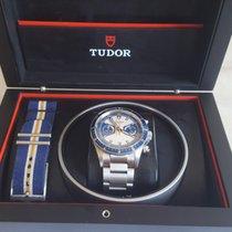 Tudor Heritage Chrono Blue occasion Acier