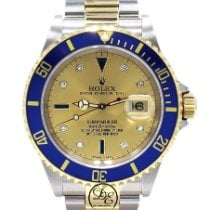 Rolex Submariner Date 16613SG occasion