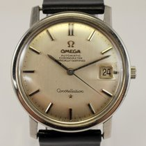 Omega Constellation Steel 35mm Silver No numerals United States of America, Massachusetts, West Boylston