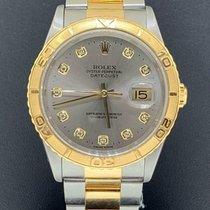 Rolex Datejust Turn-O-Graph 36mm Grey United States of America, New York, New York