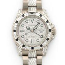 ロレックス 116759SANR ホワイトゴールド GMT マスター II