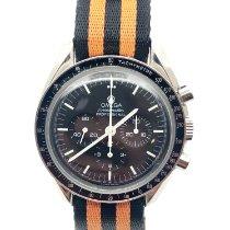 Omega Speedmaster Professional Moonwatch Stål 42mm Svart Ingen tall