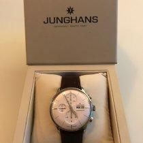 Junghans Acier 40,5mm Remontage automatique 027/4120.00 occasion Belgique, Liege