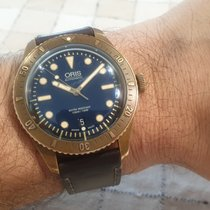 Oris Bronze Automatic 01 733 7720 3185-Set LS pre-owned Australia, Keilor