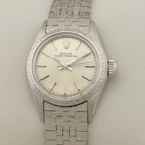 Rolex Or blanc Remontage automatique Argent 26mm occasion Lady-Datejust