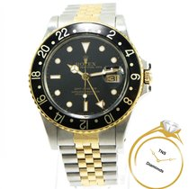 Rolex GMT-Master 40mm Black