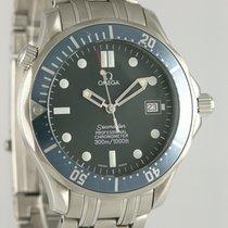 Omega Seamaster Diver 300 M Steel 41mm Blue