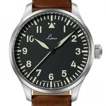 Laco Steel 39mm Automatic 861988 new