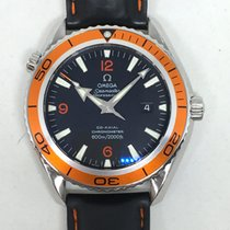 Omega Seamaster Planet Ocean Chronograph Steel 46mm Black Thailand, Bangkok