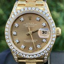 Rolex Lady-Datejust 69158 rabljen