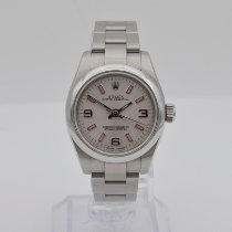 Rolex Oyster Perpetual 26 Steel 26mm Silver Arabic numerals United States of America, Nevada, Henderson
