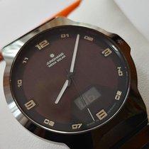 Junghans Force Mega Solar Ceramic 42mm Black Arabic numerals