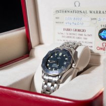 Omega Seamaster Diver 300 M 2551.80 midsize 1999 pre-owned
