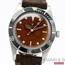 Rolex Submariner (No Date) 6536-1 1958 pre-owned