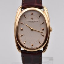 Vacheron Constantin Historiques Yellow gold 29mm Silver No numerals United States of America, Texas, Houston
