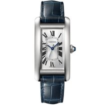 Cartier Tank Américaine new 2020 Automatic Watch with original box and original papers WSTA0017