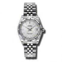 Rolex Lady-Datejust nuevo Reloj con estuche y documentos originales 178274 SSJ