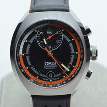 Oris Steel Automatic 01 672 7564 4154-Set pre-owned